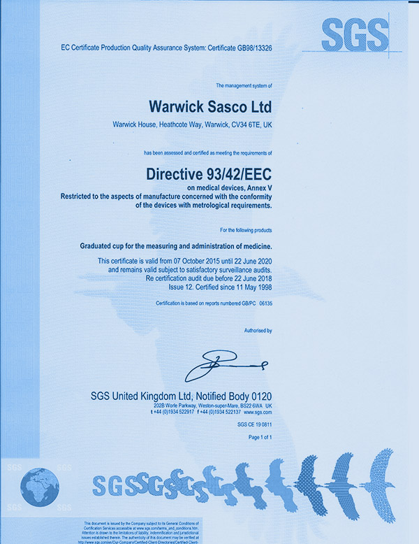 certificates-and-accreditations-Directive-93-42-EEC