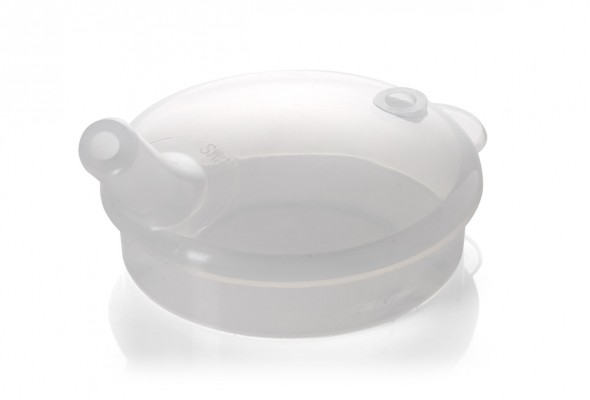 warwicksasco-drinkingbeakersandcupsdrinkingcuplids-medium-spout-lid-for-BFC250-BFH250-cherry-BMS