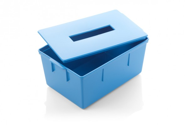 warwicksasco-medicalboxesstoragecontainers-blue-instrument-box-with-vented-lid-IBXV2718open