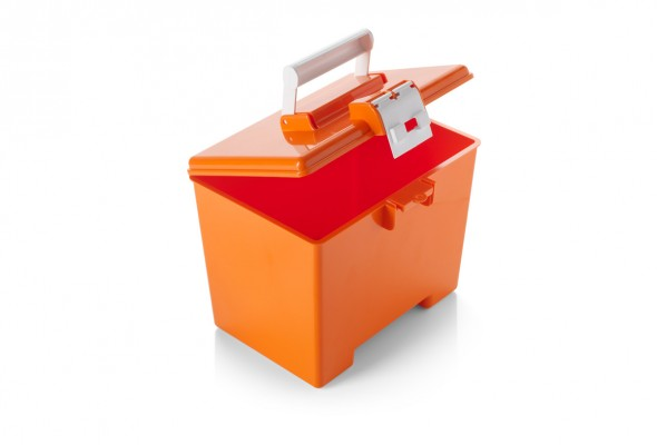 warwicksasco-medicalboxesstoragecontainers-orange-transportation-box-with-hinged-lid-MB2318