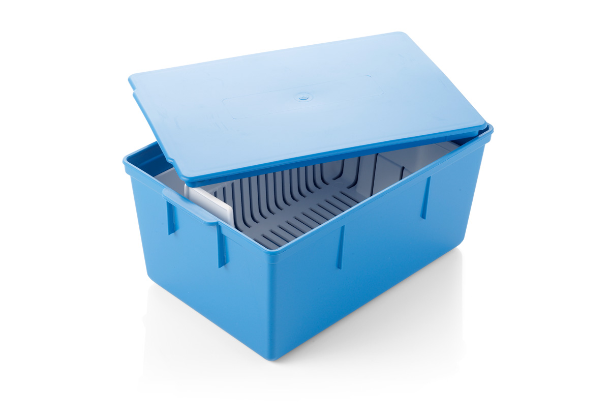 Tank With Strainer And Solid Lid 3 Litre Dss2711