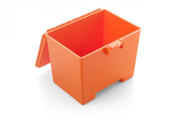 warwicksasco-medicalboxesstoragecontainers-orange-transportation-box-with-hinged-lid-MB2318open