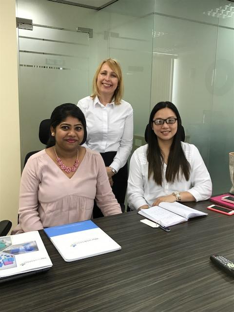 Training partners in UAE