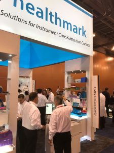 Healthmark stand with Warwick SASCo